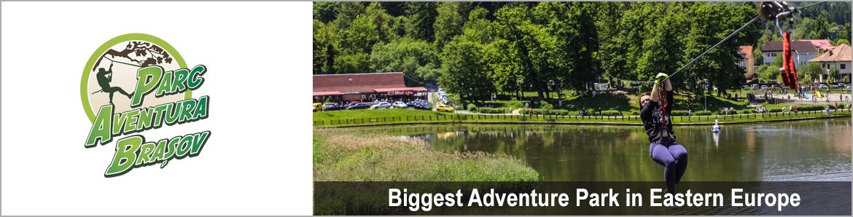 Aventura Park Brasov Romania